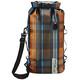 SealLine Discovery Deck Dry Bag 30l olive plaid